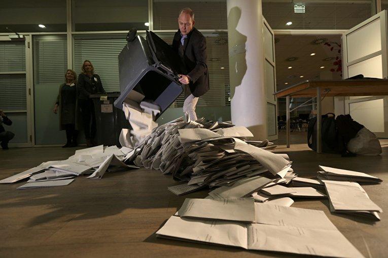 Парламентские выборы в Нидерландах