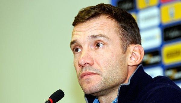 Андрей Шевченко. Архивное фото