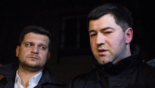 Роман Насиров вышел под залог 100 млн грн из Лукьяновского СИЗО