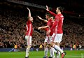 Игроки Манчестер Юнайтед после матча против Ростова