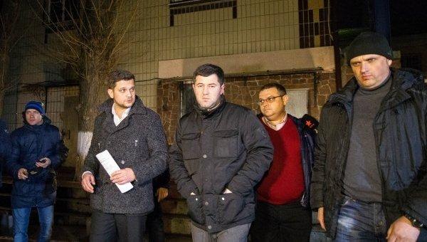 Марушевская: После задержания Насирова вОдессе загорелась таможня