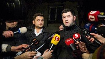 Роман Насиров после выхода из СИЗО
