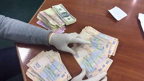 СБУ и прокуратура задержали на взятке директора и главного инженера предприятия лесного хозяйства в Черкасской области