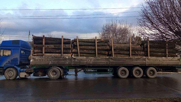 Лесоматериалы в Черкасской области