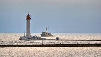 В Одессу зашли четыре корабля НАТО