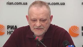 Золотарев: блокадой Донбасса власть загнала себя в цугцванг. Видео