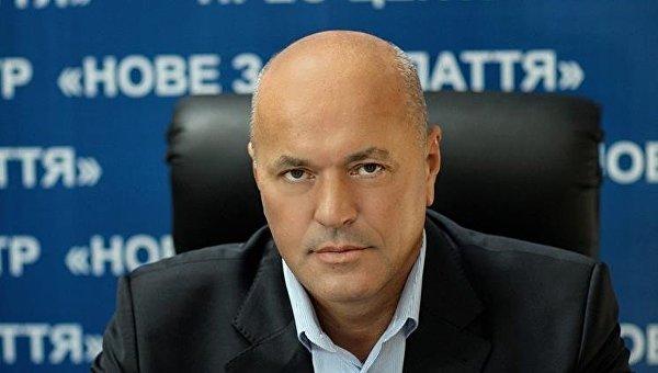 Бывший мэр Ужгорода Сергей Ратушняк