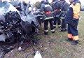 В ДТП в Днепре погибли три человека