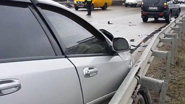 ДТП по Киевом: двое погибли, один госпитализирован в тяжелом состоянии