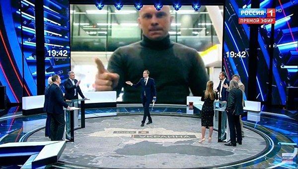 Илья Кива на канале Россия 1