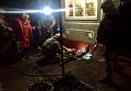 Спецоперация Нацполиции и КОРД в Киевской области