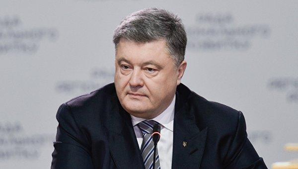 Петр Порошенко на Совете регионального развития