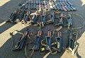 В Киевской области изъят арсенал оружия