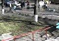 В Киеве патрульная полиция избила заявителя. Видео
