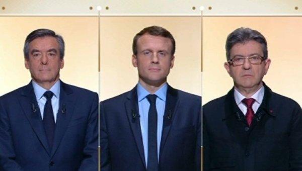 Кандидат впрезиденты Макрон против сближения Франции сРоссией
