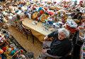 Пенсионерка из Бельгии собрала коллекцию из 20 тисяч игрушек за 65 лет