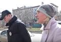 Жительница Николаева об акции Нацкорпуса против дочек банков РФ