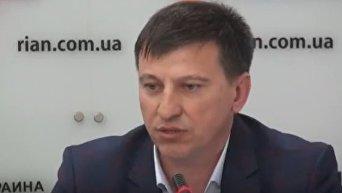 Василий Гуманенко о росте коммунальных тарифов. Видео