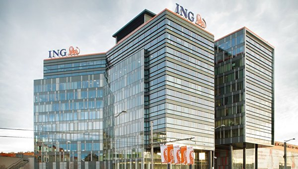 Банк ING подтвердил, что его подозревают вотмывании