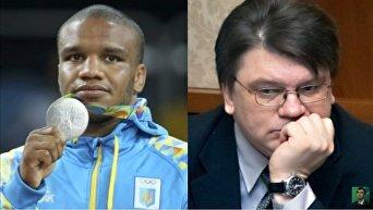 Пранкеры разыграли украинского борца Беленюка