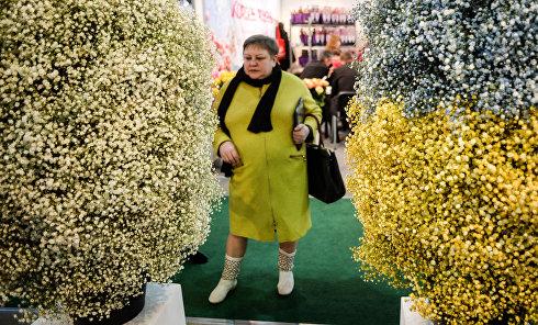 XI Международная выставка Flower Expo Ukraine 2017