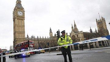 В Лондоне шестеро задержанных подозреваются в подготовке терактов