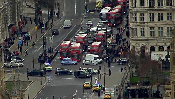 Теракт встолице Англии  выполнил  один человек