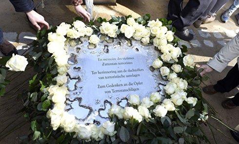 День памяти жертв теракта в Брюсселе