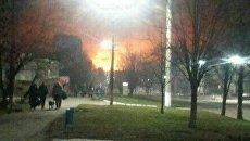 Эвакуация в Балаклее