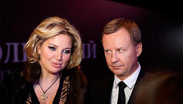 Денис Вороненков и Мария Максакова