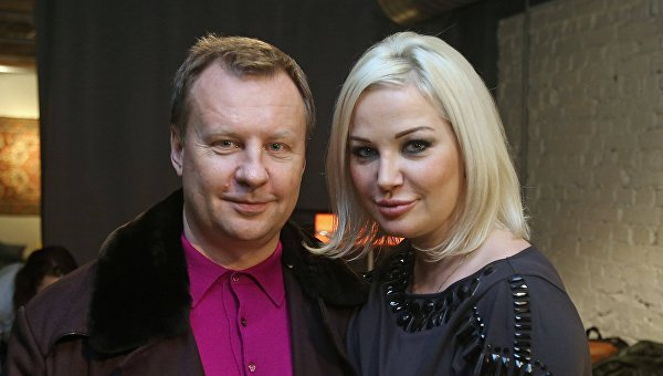 Денис Вороненков и Мария Максакова. Архивное фото
