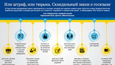 Новый парламентский законопроект о государственном языке