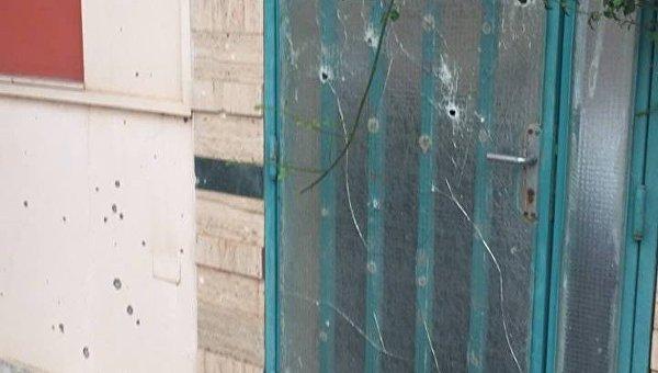 ВЛивии обстреляли украинское посольство,— посол