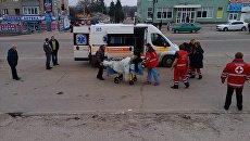 Эвакуация населения в Балаклее