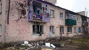 В Балаклее власти обойдут каждый дом для подсчета убытков - спецкор