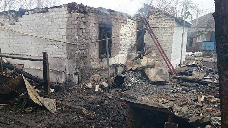 Ужасающие последствия взрывов в Балаклее и окрестностях