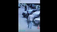Видео момента убийства Вороненкова