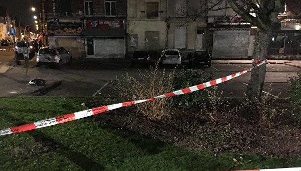 Три человека получили ранения в итоге стрельбы около метро вЛилле