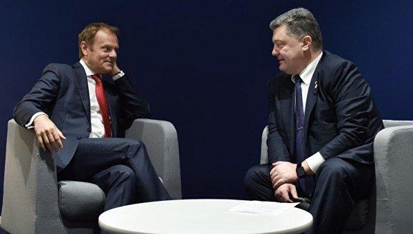 Руководитель Евросовета: ЕСбудет единым, либо его небудет вообще-то