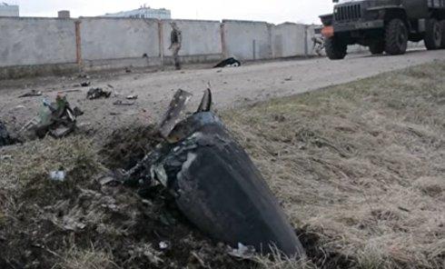 Ликвидация последствий чрезвычайной ситуации в Балаклее. Видео