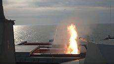 ВМС США испытали новый модуль с ракетами Hellfire. Видео