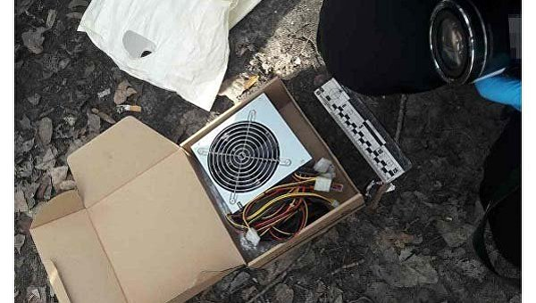 В Киеве полиция задержала троицу домушников-иностранцев