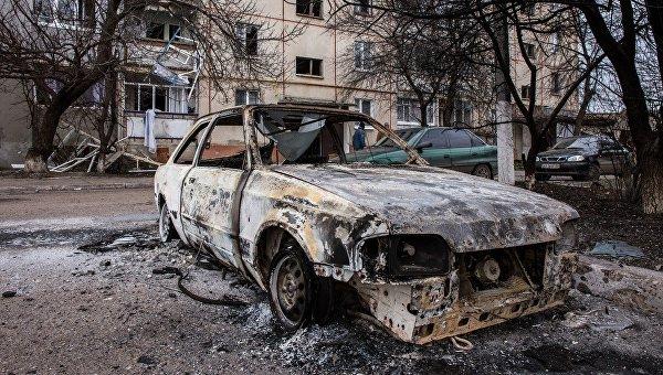 Наскладе боеприпасов взорвался млрд. долларов— катастрофа вгосударстве Украина