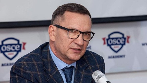 Посол Украины в Киргизии Николай Дорошенко