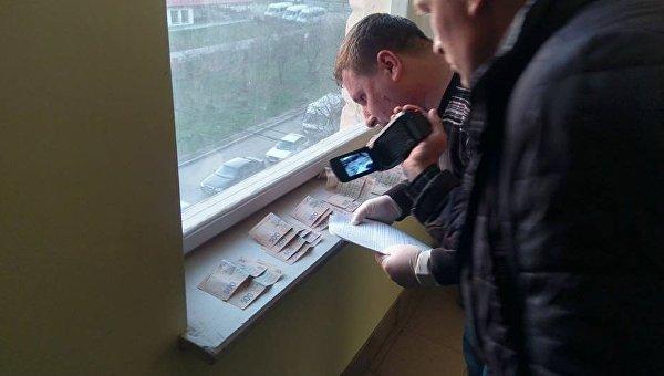 Задержание на взятке прокурора во Львовской области