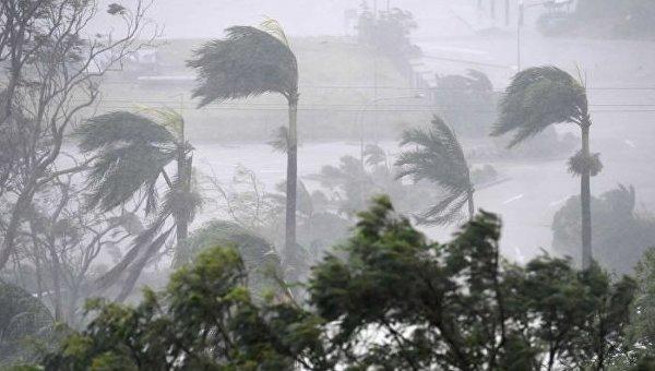 Мощнейший циклон обвалился наАвстралию