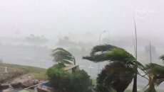 Циклон Дебби в Австралии. Видео