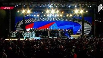 Грузия празднует введение безвизового режима с ЕС