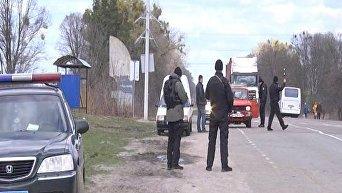 Ограбление дома в селе Сухолучье под Киевом: работа полиции
