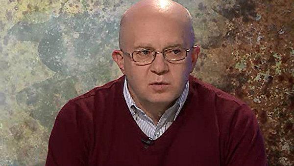 Военный эксперт Сергей Грабский